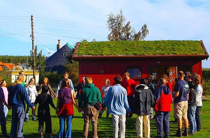 Ecovillage Design Education